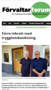 Förvaltarforum september 2019