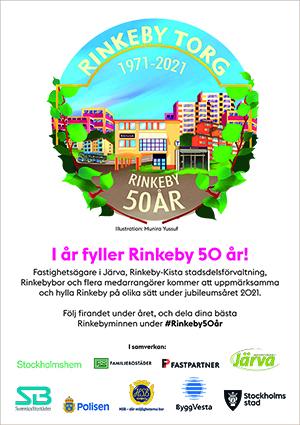Rinkeby 50 år