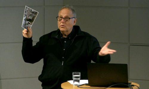Lennart Levander på Integrationsforum